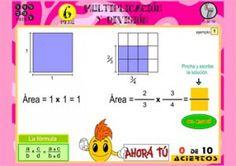Rafa Martin Aguilera: Recursos para estudiar y practicar las fracciones