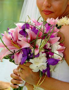 Hawaiian bouquet<3