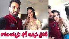 Pradeep Surprise To Srimukhi ||Telugu TV Anchors||telugu movies