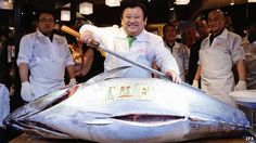So long, and thanks for all the fish On January 5th, in a pre-dawn ritual going back decades, a handbell rang to mark the year's first auction at Tsukiji, Tokyo's sprawling fish market. The star...