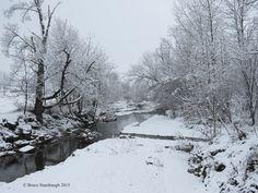 November snow by BruceStambaugh