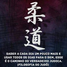 Filosofia do Judô. Judô philosophy. Jigoro Kano.