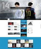 Sportz - Responsive Joomla template for News