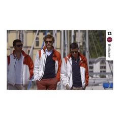 Cool new clip with Pierre Casiraghi! Son of Princess Caroline of Monaco designed in collaboration with @fay_brand a #limitededition race jacket for his sailing team Malizia. Available at @theluxer. Revenues go to children's hospital 👍🏻 // 🎬 repost @theluxer, June/08/2016  #pierrecasiraghi #monaco #fay #tods #menswear #outdoorfashion #adventure #sailing #sportswear #mensfashion #trendsetter #charity #gc32 #teammalizia #royals #royalbuzz