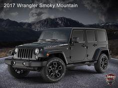 Smoky Mountain Edition - Jeep Wrangler Forum