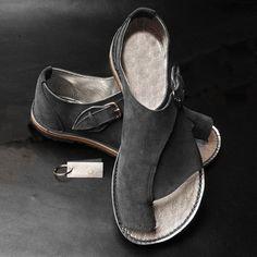 Damen Bommel Sandalen Freizeit Schnürschuhe Knöchelriemen Flache Gladiator Boho