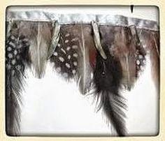 tira de plumas disponibles en El Taller de Adrian