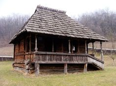 Tudor Vladimirescu Memorial House Vernacular Architecture, Architecture Old, Transylvania Romania, Sustainable Practices, Traditional House, Tudor, Old Houses, Abandoned, Tiny House