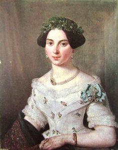 Мария Сергеевна Сумарокова, в зам. кн. Голицына (1830—1902)