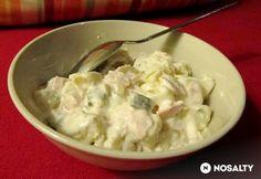 Orosz krumplisaláta