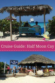 Cruise Guide: Half Moon Cay  #CruisingCarnival #cruise