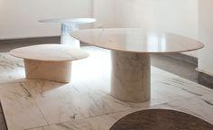'Solid Patterns', by Scholten & Baijings, for Luce di Carrara.
