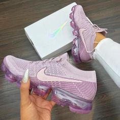 74 awesome trainers you should have - Pink lilac Nike, female sport shoes #trainers #sneakers #shoes