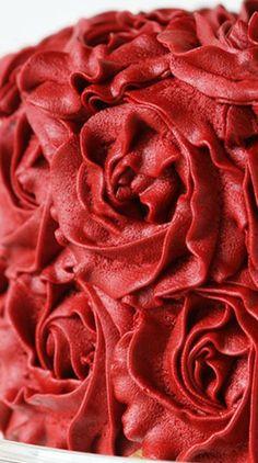 Red Velvet Buttercream