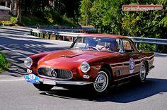 Der Maserati 3500 GTI an der Passione Engadina 2015: http://www.zwischengas.com/de/news/5-Passione-Engadina-vom-19-bis-21-August-2016-Tradition-Genuss-und-Stil.html?utm_content=bufferba043&utm_medium=social&utm_source=pinterest.com&utm_campaign=buffer Foto © R. Deias