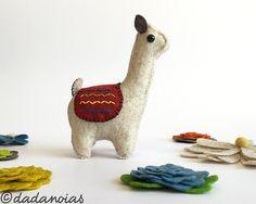 Llama Celeste por dadanoias en Etsy