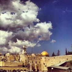 Oh Jerusalem, Jerusalem ...