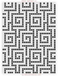 Resultado de imagen para filet crochet patterns pinterest