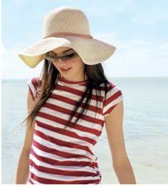 summer hat!!   super nice