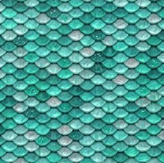 Mermaid Scales...Credit to Better Home