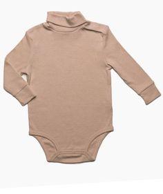 "Leveret Solid ""Turtleneck Bodysuit"" (6 Months, Beige) Leveret http://www.amazon.com/dp/B00DKLQVMC/ref=cm_sw_r_pi_dp_yLehwb1HTTQDZ"