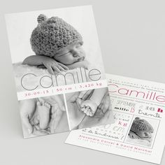 Faire-part – Maternity Photos Baby Design, Birth Announcement Sign, Family Maternity Photos, Diy Bebe, Baby Poses, First Baby, Baby Cards, Little Babies, Newborn Photography