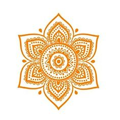 Orange Sacral Chakra Eyeshadow