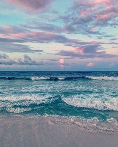 Nature Aesthetic, Beach Aesthetic, Travel Aesthetic, Blue Aesthetic, Aesthetic Backgrounds, Aesthetic Wallpapers, Sunset Wallpaper, Iphone Wallpaper Sea, Florida Wallpaper