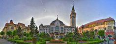 Târgu Mureş city center, România | Flickr - Photo Sharing!