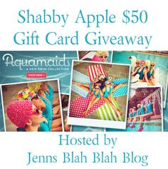 Shabby Apple Giveaway! Win $50 GC