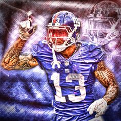 Odell Beckham Jr Catch Wallpaper WallpaperSafari