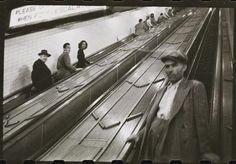 Stanley Kubrick's Amazing Old Photos Of The NYC Subway System: Gothamist