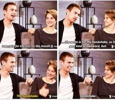 Theo and Shai