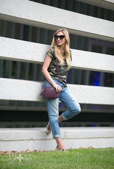 GiGi New York | A Pinch of Lovely Fashion Blog | Wine Madison Crossbody
