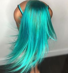 Set your creativity free!  This gorgeous color by @hollydecastri has us undone! #cbinspo