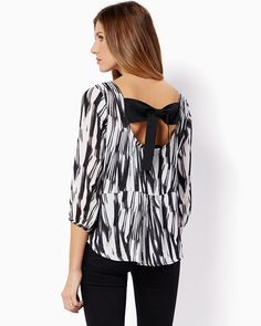 Wild Beauty Blouse | Fashion Apparel & Clothing - Tops | charming charlie