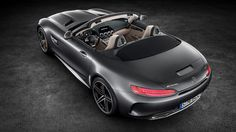 2016 Mercedes-AMG GT Roadster and GT C Roadster