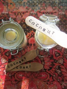 Make Your Own Coconut Honey Scrub