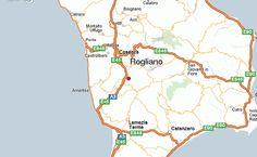 Rogliano,Italy my grandfathers birthplace