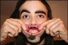 #mustache #tattoo #awesome #joker
