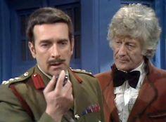 """""""Really Brigadier!"""""""
