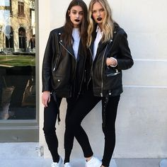 How to Pull Off the Freaky Friday Style Swap With Your Bestie