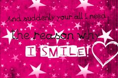Avril Lavigne Smile :) Awesome Songs, Best Songs, Always Smile, I Smile, You All I Need, Avril Lavigne, Lyric Quotes, Song Lyrics, Bands