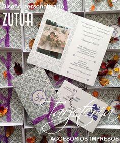 Tzutuha Tarjetería y accesorios exclusivos para eventos sociales: Cajas personalizadas Cover, Blog, Custom Boxes, Accessories, Cards, Blogging