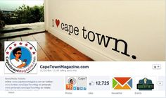 On Facebook;  Every day things you would not want to miss:   www.facebook.com/capetownmagazine