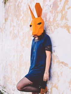 Hare Mask