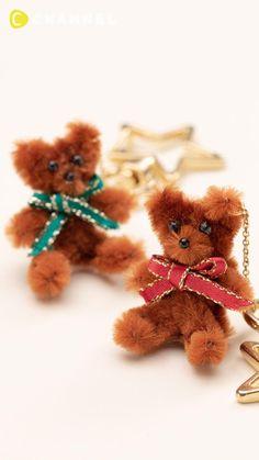 Diy Crafts Hacks, Diy Arts And Crafts, Cute Crafts, Halloween Crafts, Holiday Crafts, Crafts To Make, Crafts For Kids, Paper Crafts, Teddy Bear Crafts