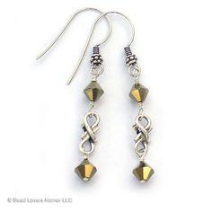 """The Eternal Reflection Earrings, were gifted to the Wardrobe Stylist of the hit TV show and then selected to be worn by Elena Gilbert (actress Nina Dobrev) in the """"True Lies"""" Episode 2, Season 5."""