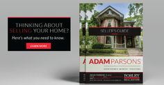 A digital retargeting Facebook ad we designed for a client project. Bedford Park, Need To Know, Toronto, Real Estate, Ads, Marketing, Facebook, Learning, Digital
