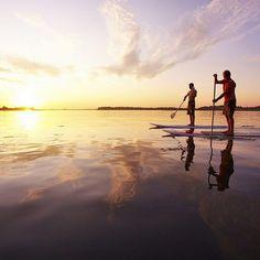 Destination Vannes-Golfe du Morbihan : Glissez sur la plus naturelle des petites mers
